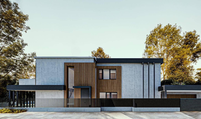 vivienda unifamiliar diseño exterior interior2