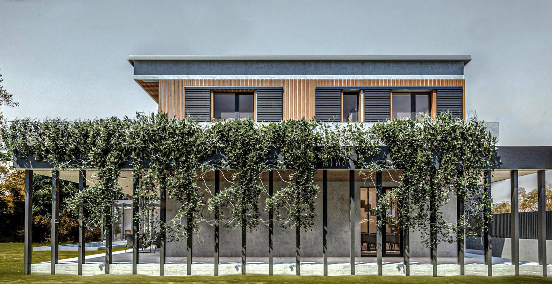 vivienda unifamiliar diseño exterior interior3